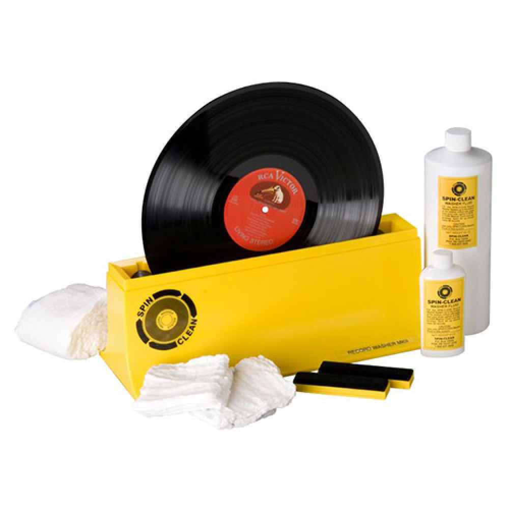 Pro-Ject Pro-ject Spin-Clean MKII Package