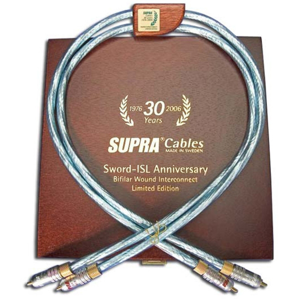 Supra Cables Supra Sword ISL