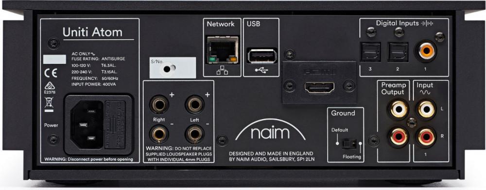 Naim Uniti Atom Med HDMI (ARC)