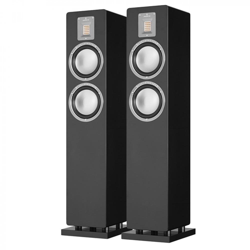 Audiovector QR3 QR3 High Gloss Svart