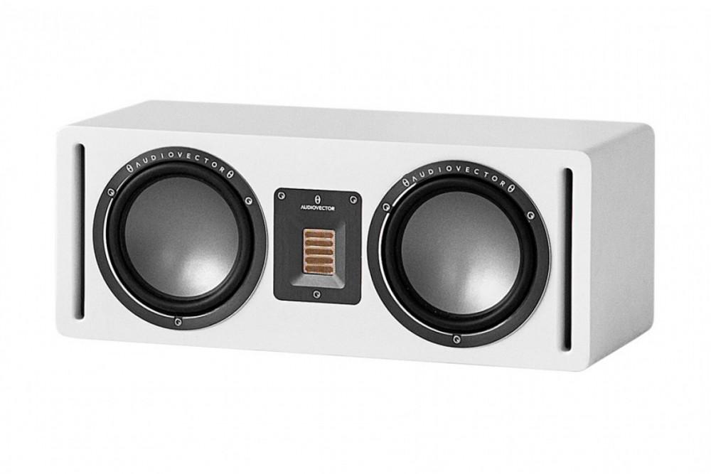 Audiovector QR C QR C Satin Vit