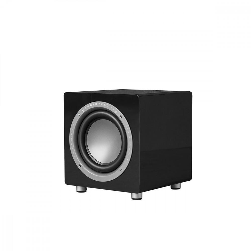 Audiovector QR Sub QR Sub High Gloss Svart