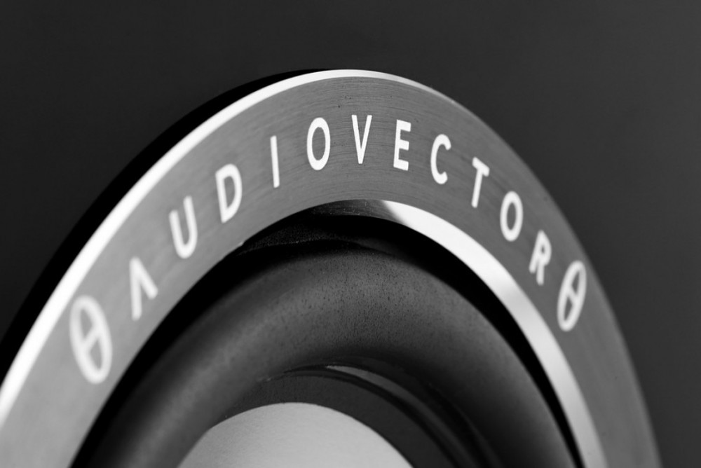 Audiovector QR Sub QR Sub High Gloss Svart