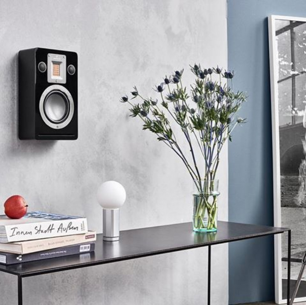 Audiovector QR Wall QR Wall High Gloss Svart