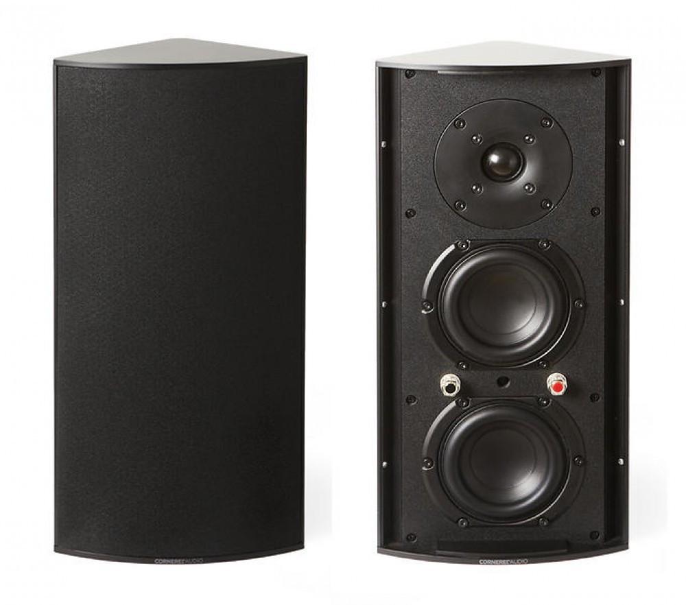 Cornered Audio C4 C4 Svart
