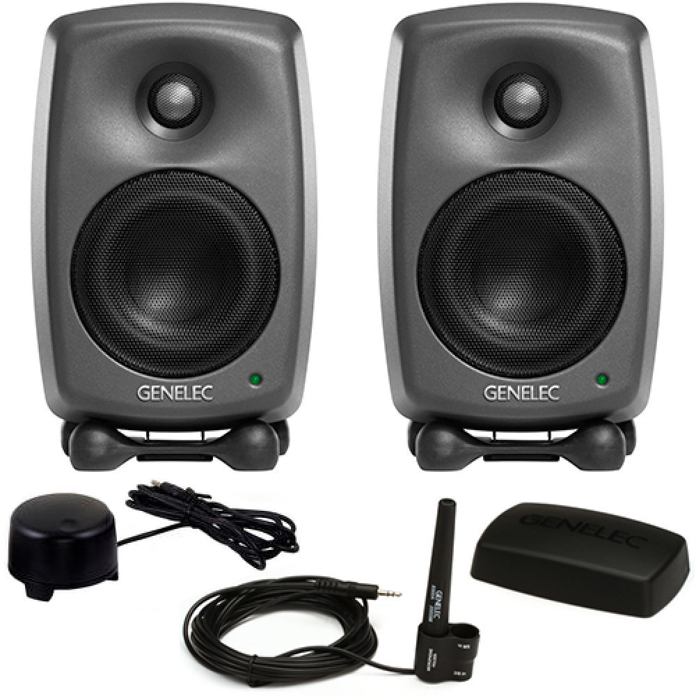 Genelec 8320A Bundle Pack Grå