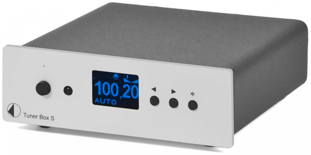Pro-Ject Tuner Box S2 Tuner box S2 Silver
