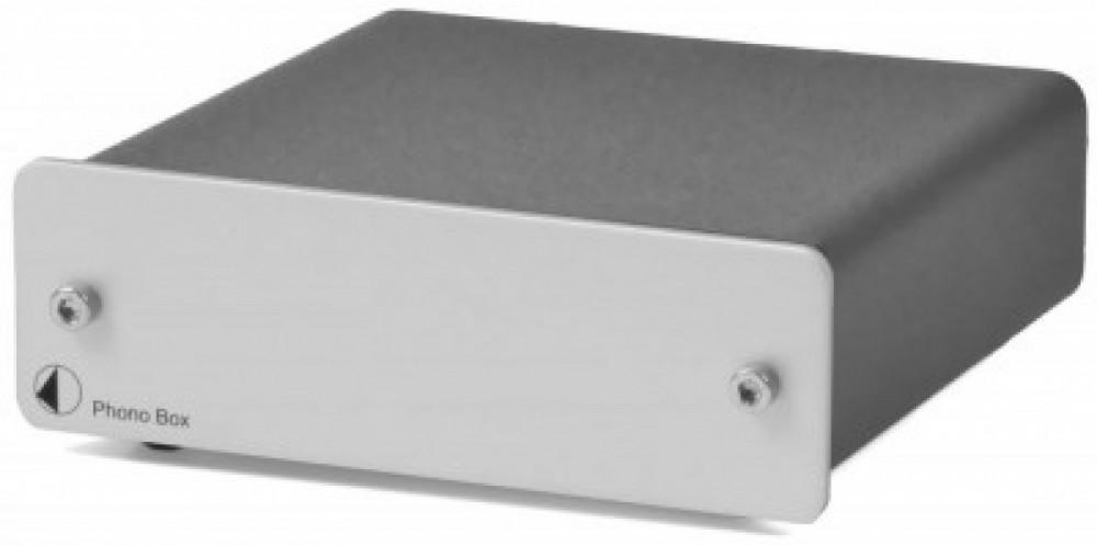 Pro-Ject Phono Box Phono Box Silver