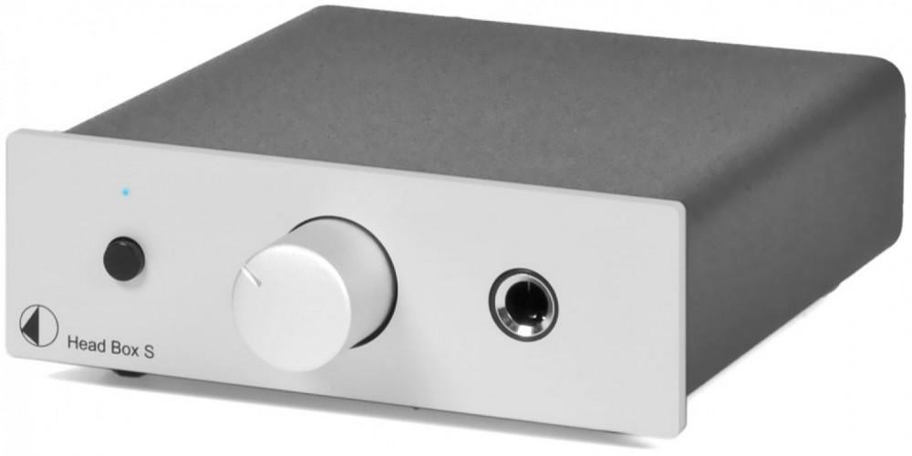Pro-Ject Head Box S Head Box S Silver