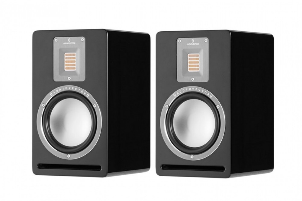 Audiovector QR1 QR1 Hi-Gloss Black
