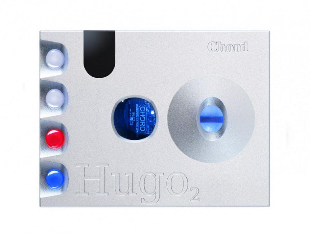 Chord Electronics Hugo2 Hugo2 Silver