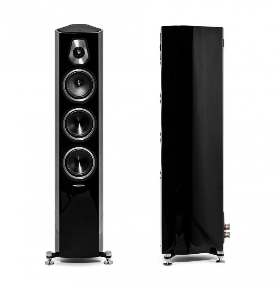 Sonus Faber Sonetto III Sonetto III High Gloss Black