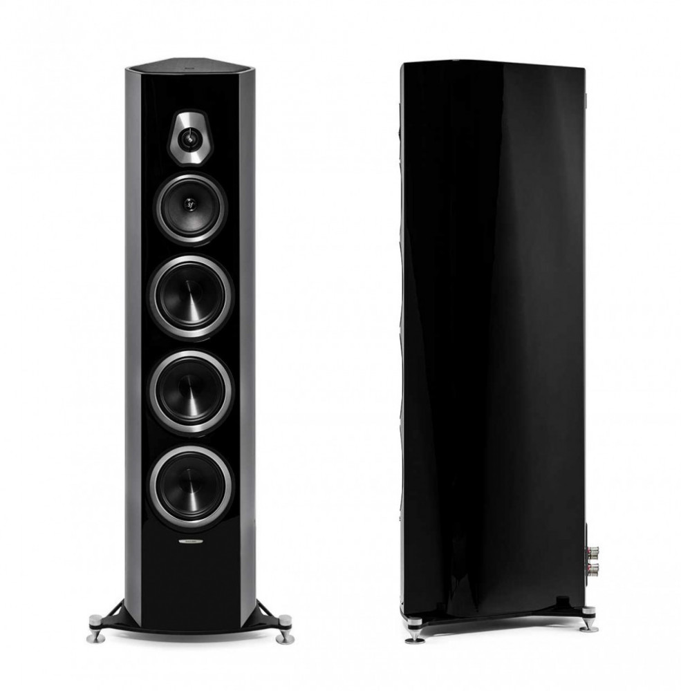 Sonus Faber Sonetto VIII Sonetto VIII High Gloss Black