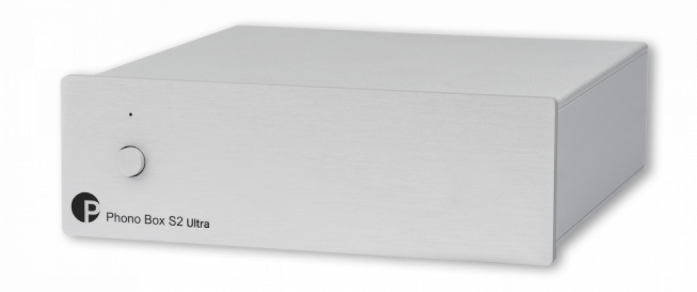 Pro-Ject Phono Box S2 Ultra Phono Box S2 Ultra Silver