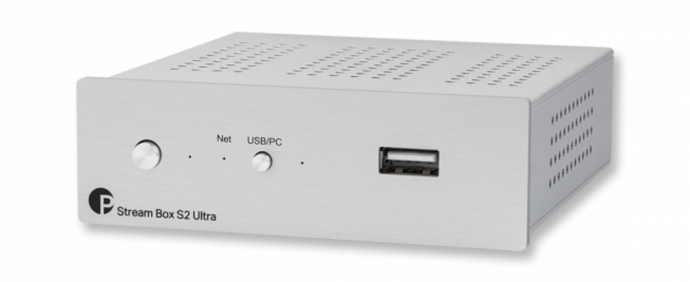 Pro-Ject Stream Box S2 Ultra Stream Box S2 Ultra Silver