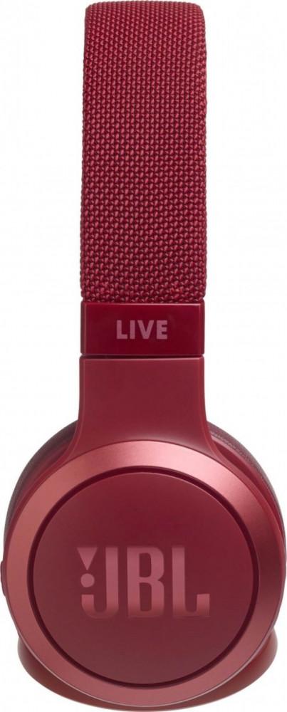 JBL Live 400BT Live 400BT Röd