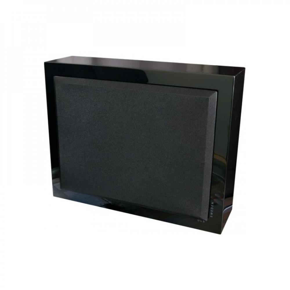 DLS Flatsub 8.2 Flatsub 8.2 High Gloss Svart