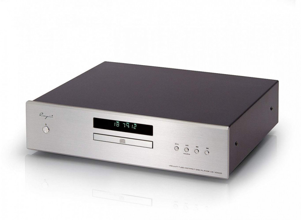 Cayin CS-100CD CS-100CD Silver