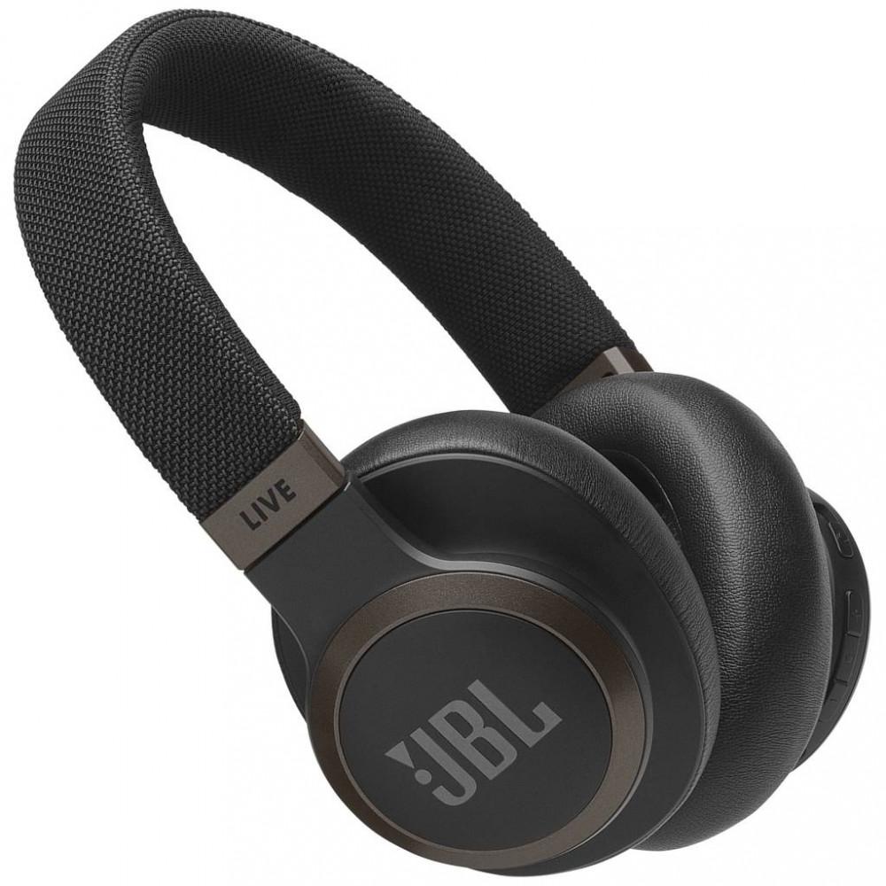 JBL JBL Live 650BT NC JBL Live 650BT NC Svart