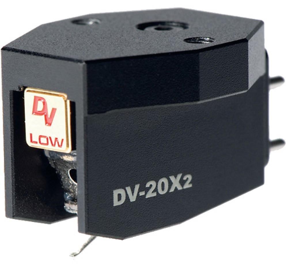 Dynavector 20X2  20X2 Lågnivå-MC
