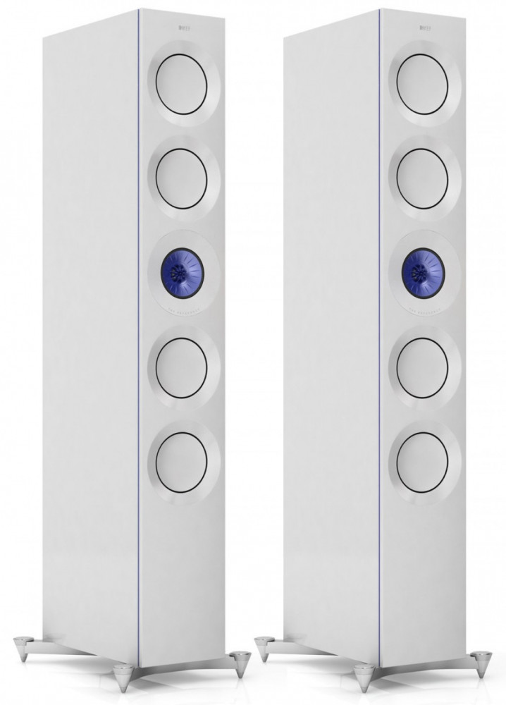 KEF Reference 5 Reference 5 BLUE ICE WHITE