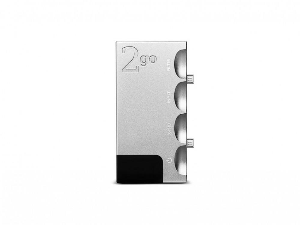 Chord Electronics 2go 2go Silver