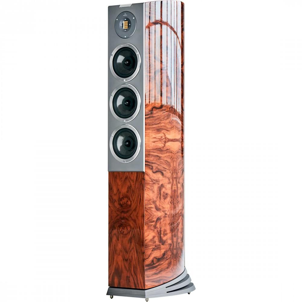 Audiovector R8 Arreté R8 Arreté Italian Walnut Burl Piano
