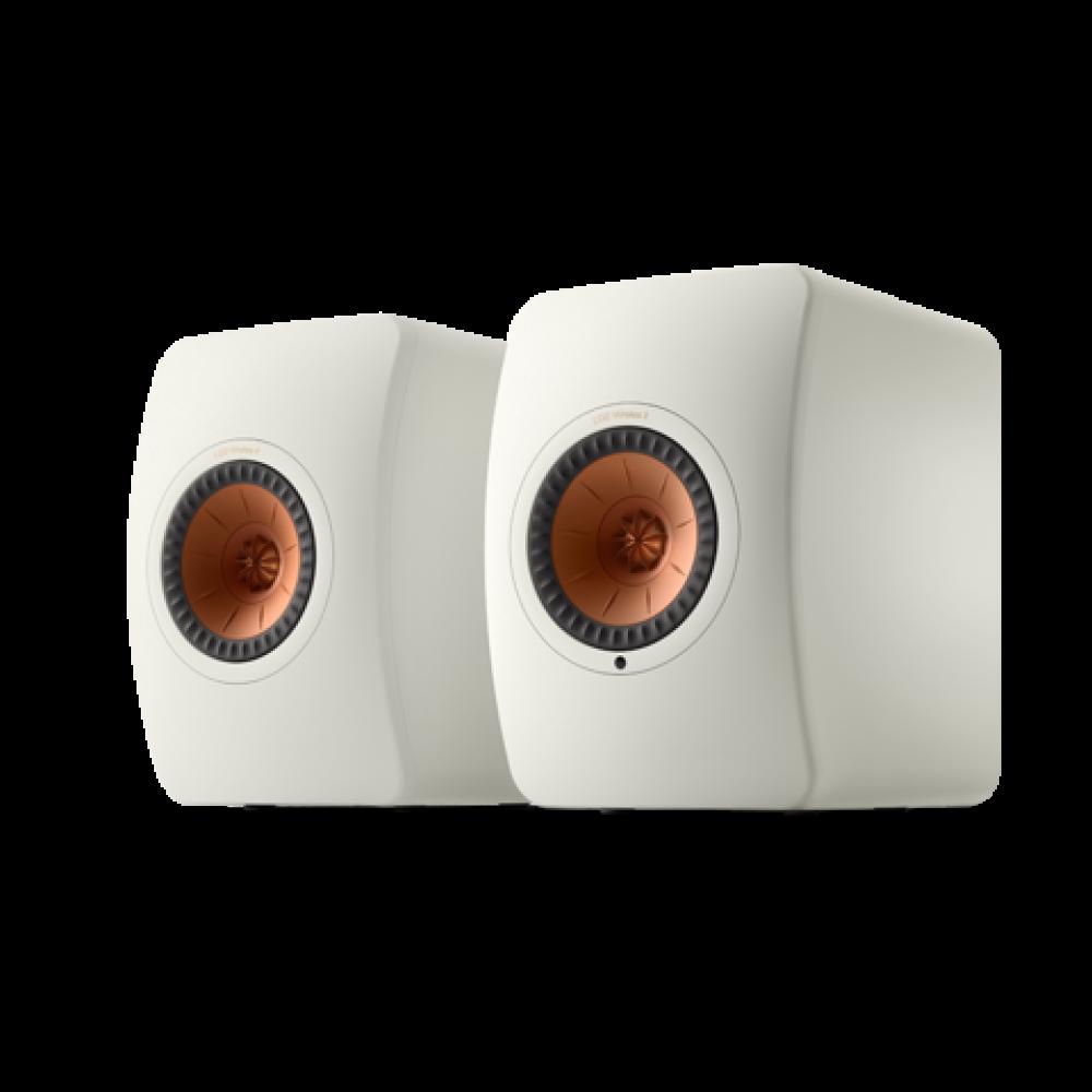 KEF LS50 Wireless II LS50 Wireless II Mineral White