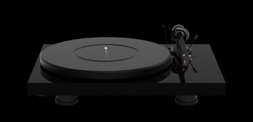 Pro-Ject Debut Carbon EVO Debut Carbon EVO High Gloss Black