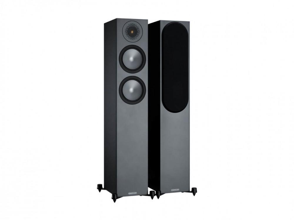 Monitor Audio Bronze 200 Bronze 200 6G Svart