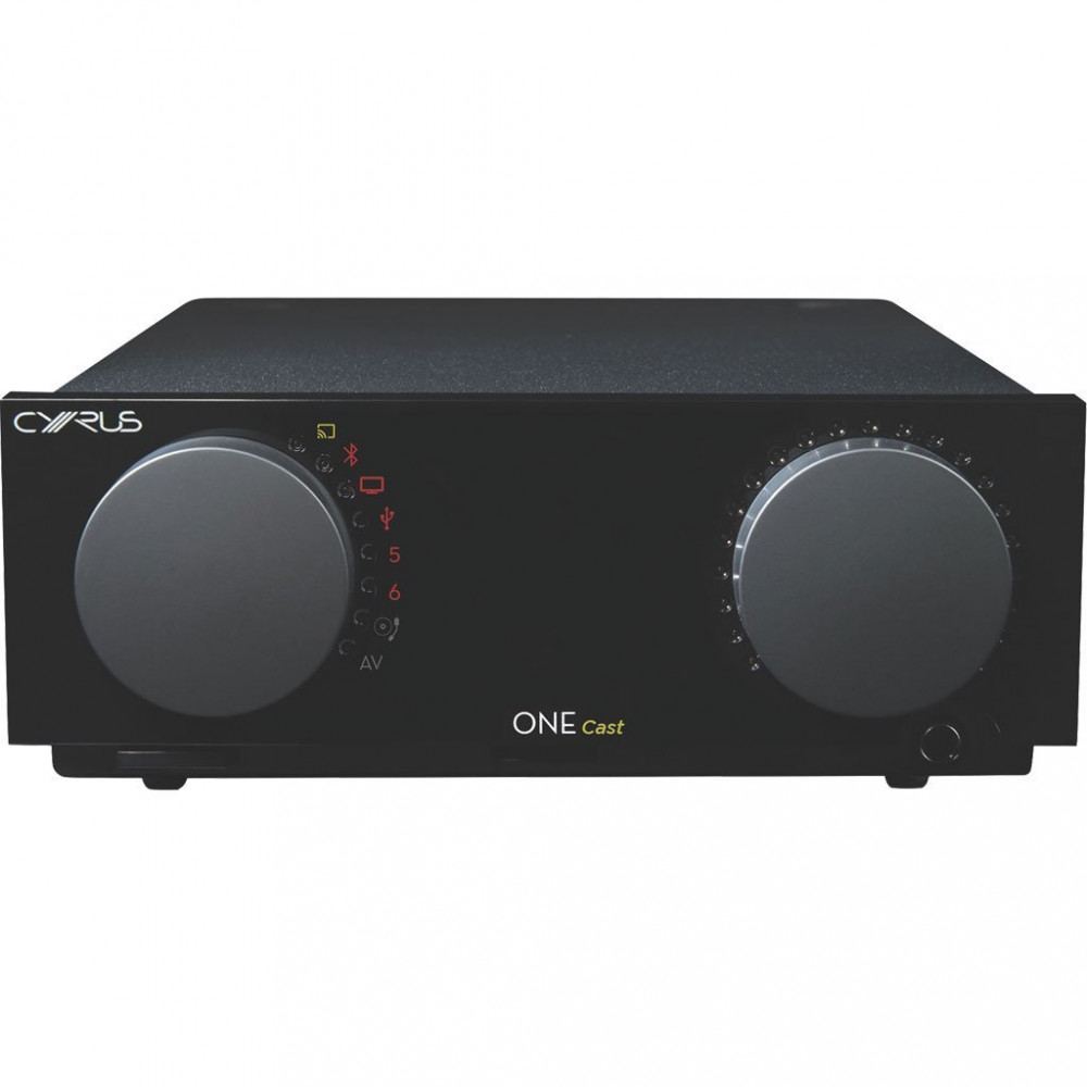 Cyrus Audio ONE Cast