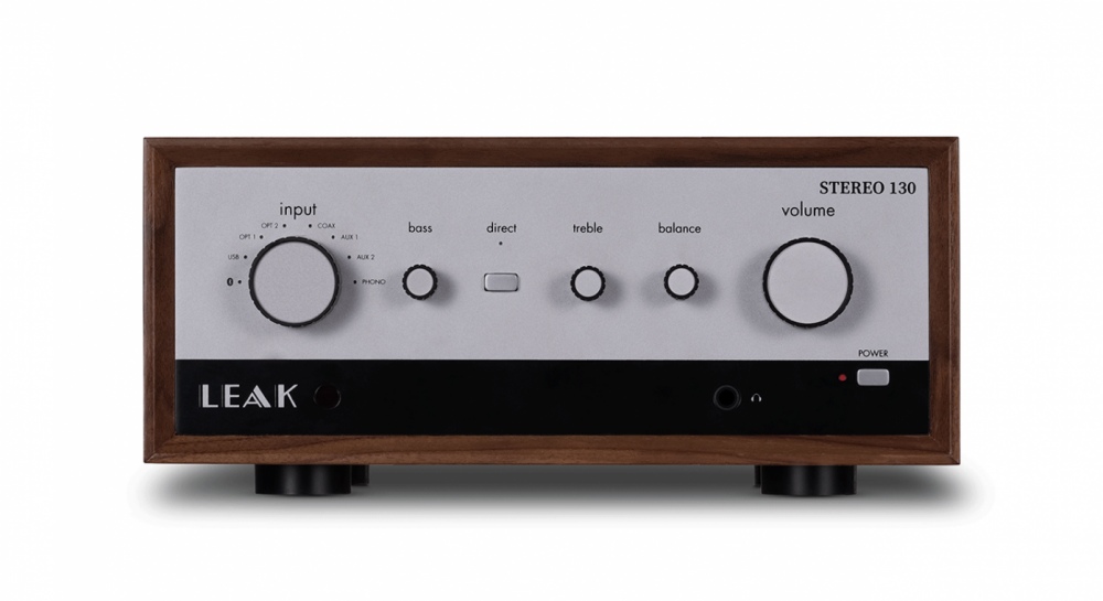 Leak Stereo 130 Stereo 130 Walnut