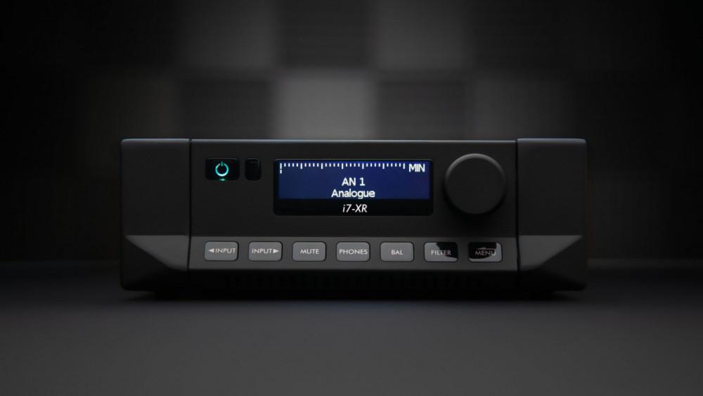 Cyrus Audio i7-XR