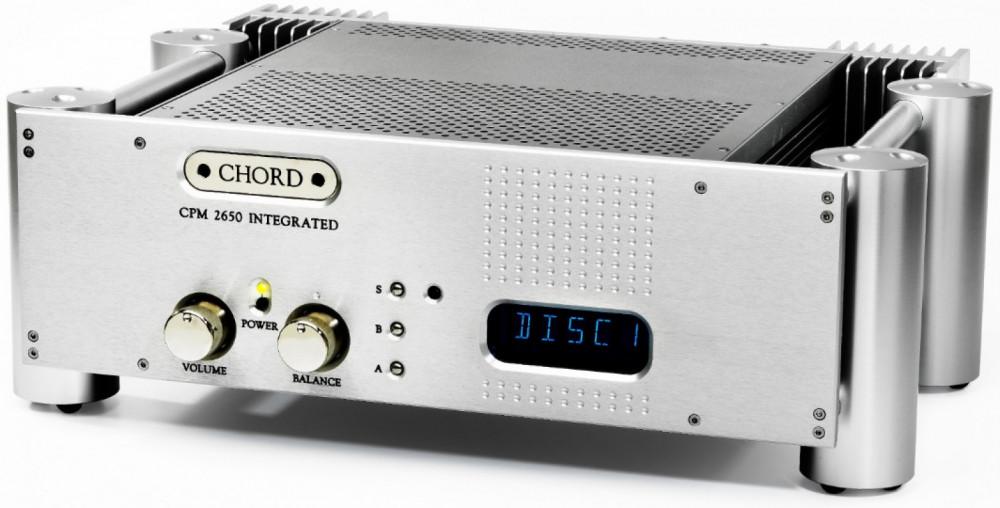 Chord Electronics CPM 2650 CPM 2650 Silver