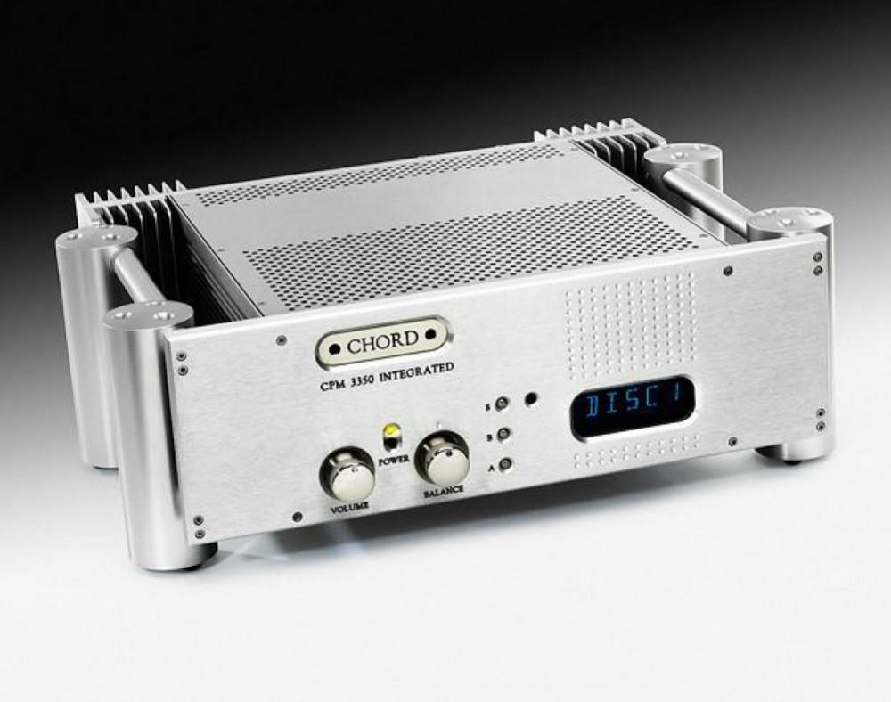 Chord Electronics CPM 3350 CPM 3350 Silver