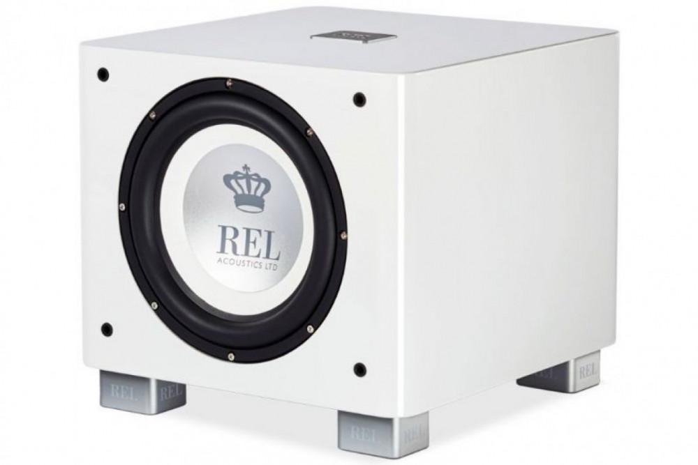 REL T/9x T/9x High Gloss Vit